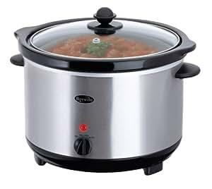 Breville VTP036 4.8 L Slow Cooker