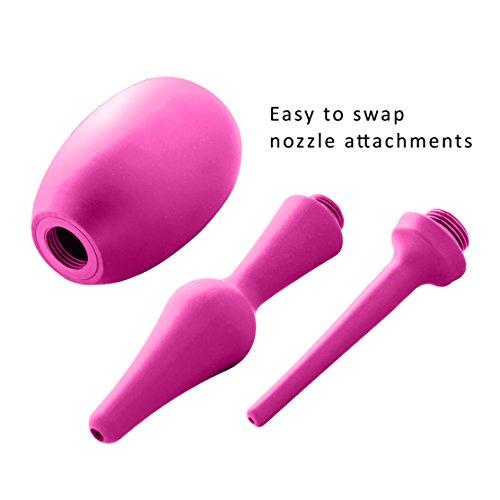 Combinacin-Kit-de-Ducha-de-Lujo-Kit–Perfecto-tanto-para-la-ducha-vaginal-como-para-la-limpieza-anal-ayuda-a-proporcionar-alivio-del-estreimiento-y-SII-Hecho-de-silicona-de-segura-corporal-de-calidad-