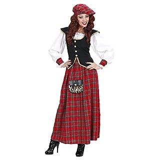 Unbekannt Aptafêtes–cs927391/XL–Kostüm von Lady Schottland–Größe XL