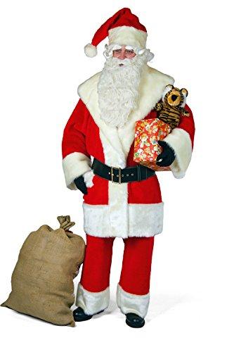 Weihnachtsmann-Anzug aus ()