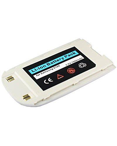 cellePhone PolarCell Akku Li-Ion für Samsung SGH-S100 - silber ( ersetzt BST1097SE / BEX1099SE )