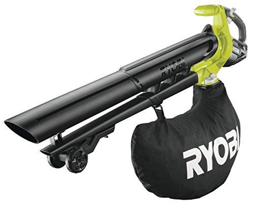 Ryobi 5133003661 obv18, 18 V, mit kabelloser Brushless Blow-vac (nur Korpus), Hyper Grün