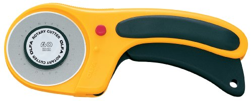 Olfa 60mm Deluxe Rotary Cutter -