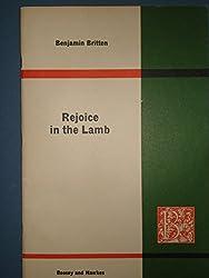 Rejoice in the lamb: