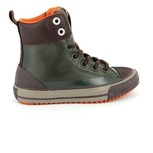 Converse - Ct Asphalt, Sneaker basse Unisex – Bambini cachi