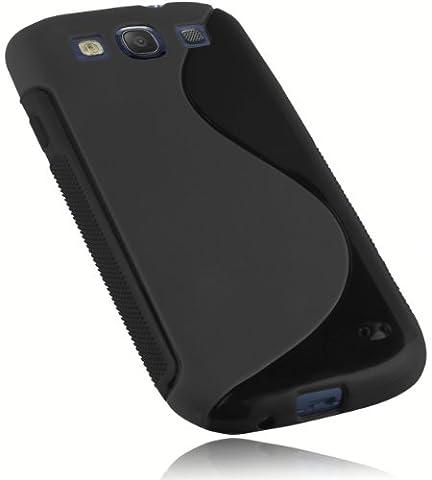 mumbi S-TPU Silikon Schutzhülle Samsung Galaxy S3 Hülle