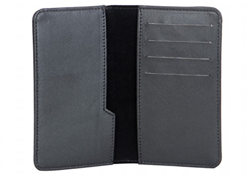 iBall Andi 5 E7 - Pu Leather Wallet Flip Pouch Cover Comes With Card Slot, Money Pocket (Be Unique Buy Unique) Buy it Now By Senzoni  available at amazon for Rs.249