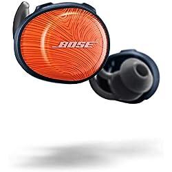 Bose SoundSport Free Écouteurs de Sport sans fil - Orange Vif