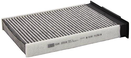 Preisvergleich Produktbild Mann Filter CUK 2316 adsotop Filter,  Innenraumluft