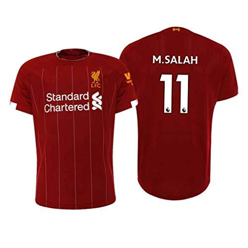 S&E Sports Camiseta Mohamed Salah Liverpool RojoCamiseta
