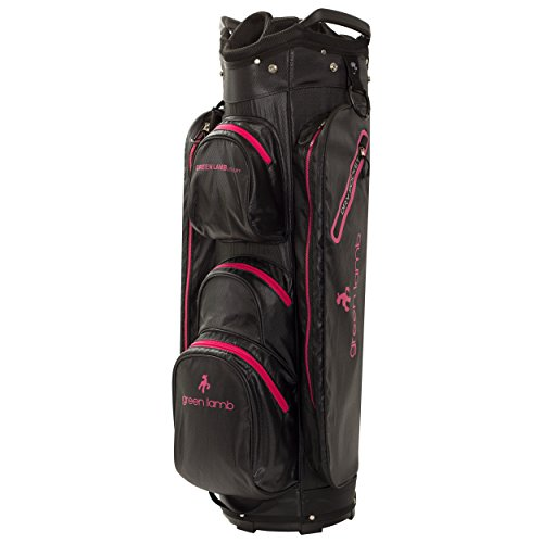 New Green Lamb Golf Cartbag Damen