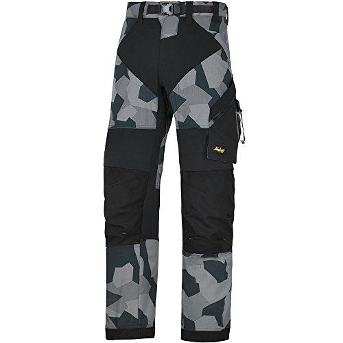 snickers-workwear-flexiwork-pantalones-de-trabajo-1-pieza-258-camuflaje-de-color-gris-69038704258