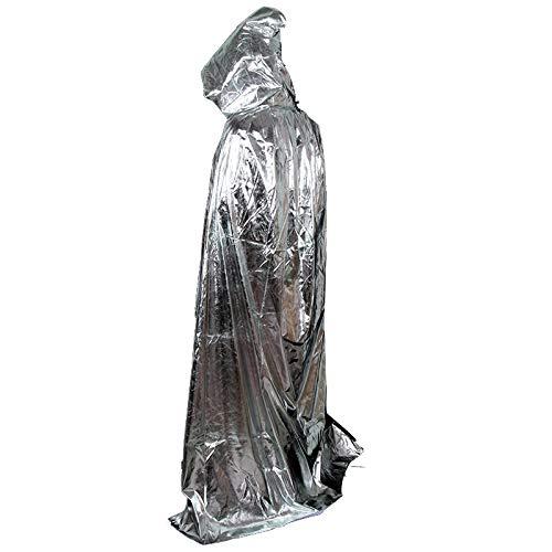 LL Halloween-Umhang Halloween-Umhang Dress Up Kostüm Gold und -