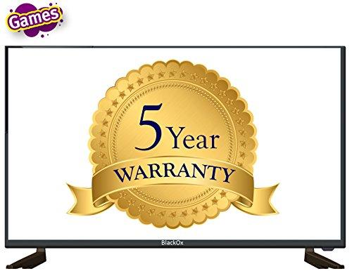 BlackOx 80 cm (32 Inches) HD Ready LED TV 32HY3202 (Black) (model_year 2018)