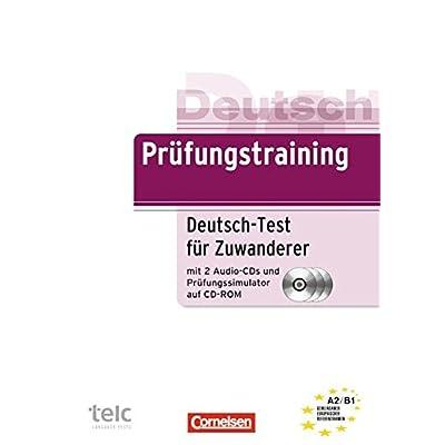 Pdf Prüfungstraining Daf A2b1 Deutsch Test Für Zuwanderer