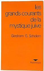 Les Grands courants de la mystique juive