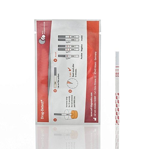 Drogentest Amphetamin-Schnelltest Drug-Detect - 10 - Blut Drogentest