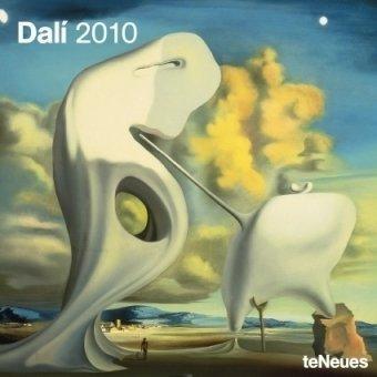 2010 Dali Grid Calendar