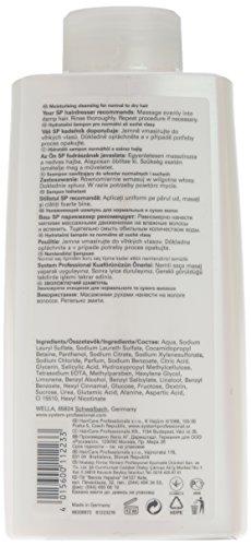 Wella SP System Professional Care Hydrate Shampoo, 1er Pack, (1x 1 L)
