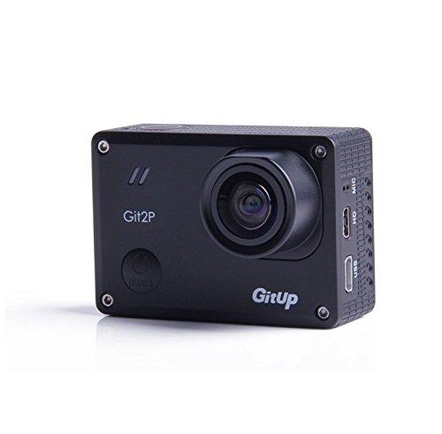 "GITUP GIT2P PRO EDITION (Nuevo modelo 2017) Sensor Panasonic 2160P 24fps 1080p 60fps, WIFI, FOV 170º,120º, Panasonic MN34120PA 16MP, estabilizador imagen, Bateria 1000mha , sumergible 30M. ChipsetNovatek NTK96660, LCD 1.5"". ANDROGEEK es distribuidor autorizado GITUP ESPAÑA con 2 años de garantia oficial GITUP en España. Envio 24 horas."