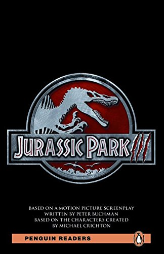 Penguin Readers 2: Jurassic Park 3 Book and MP3 Pack (Pearson English Graded Readers) - 9781408285060 por Scott Ciencin