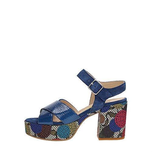 Manas 171M3904SWE Sandalo Donna Blu