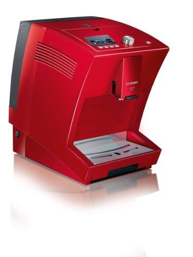 Severin KV 8025 - Cafetera superautomática S2, tecnología One Touch, 1500 W