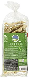 Quinoa Italia Gallette Biologiche di Quinoa e Riso - 8 sacchetti