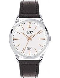 Henry londonhighgate - orologio - black (Ricondizionato Certificato)