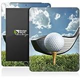 Apple iPad 1 Aufkleber Schutz Folie Design Sticker Skin Golf Golfschläger Sport