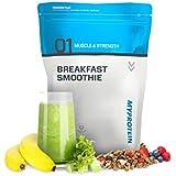 My Protein Breakfast Smoothie Protéine Saveur Banane/Fraise 500 g