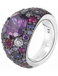 Joop! Damen-Ring 925 Sterling Silber JPRG90570B5