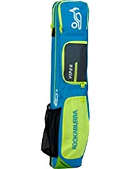 Kookaburra Viper–Bolsa de palo de Hockey bolsa de deporte compartimento grande gran kit/zapatos, color azul, tamaño talla única
