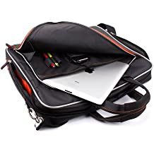 Maletín De Alta Calidad Para ordenador portátil Asus P2520SA | P2520LA | HP 255 G4 - Con Asa Regulable Para El Hombro - DURAGADGET