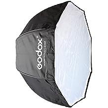 Godox Difusor Softbox Octágono 120cm para Flash