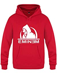 Mchooded Felpe Unisex Slim Shady Classic Eminem Rap Felpa Tuta per Uomo E  Ragazzo Orchestra T a8c239662c6b