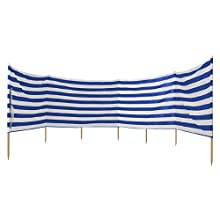 Idena Wind Shield for Beach Camping and Garden Approx. 8 m x 80 cm, 7570021