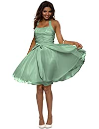 Astrapahl, Tanzkleid, Cocktailkleid, Abendkleid, Festkleid, Farbe seegrün