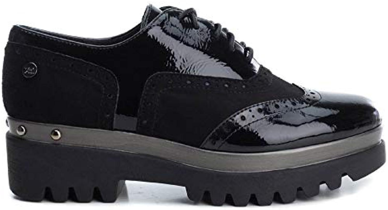 XTI 48465 nero Nero Zapato Sra c. Combinado nero scarpe da ginnastica Woman Donna   Queensland    Uomo/Donne Scarpa