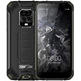 DOOGEE S59 Pro【2021】 Teléfono Resistente, Batería 10000mAh, Helio P22 Octa Core 4GB+128GB (256GB Externa SD), IP69K Móvil Ant