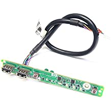 HP 413988-001 ProLiant ML350 G5 Power Button LED Board with cable 413988-001 (Generalüberholt)