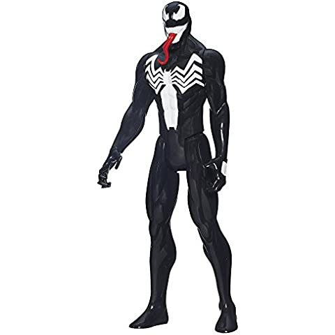 Venom Spiderman Action Figures 30 cm Titan Hero