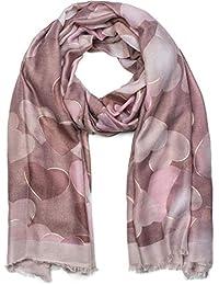 Amazon.it  foulard - Rosa   Sciarpe e stole   Accessori  Abbigliamento d527cc0f75ac