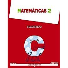 Matemáticas 2. Cuaderno 2. (Aprender es crecer) - 9788467874099