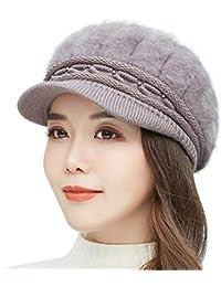 ampia scelta di colori e disegni nuove foto ultima collezione Amazon.it: cappellino con visiera - Donna: Abbigliamento