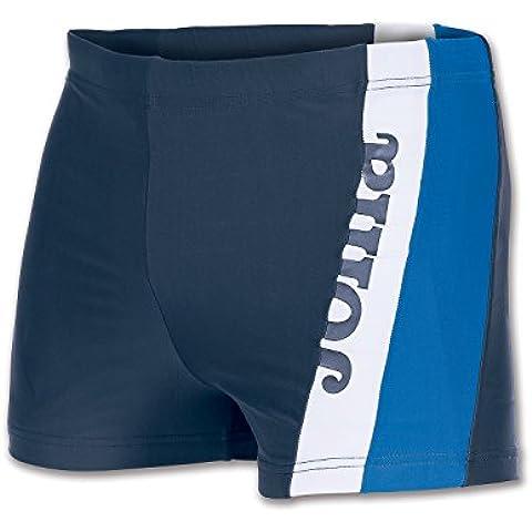 Joma - Boxer de Bain Homme Bleu Marine Taille - XL