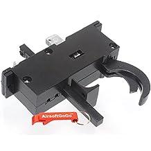 WEL L96 Metal Gatillo para Airsoft MB01 MB04 MB05 Sniper - AirsoftGoGo Llavero Incluido