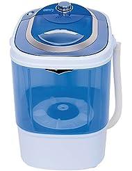 Camry CR8050 - Mini lavadora, color azul