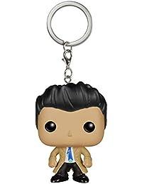 Funko - Pocket POP Keychain: Supernatural - Castiel