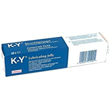 KY JELLY STER GEL INT LUBR 42M